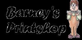 Barneys Printshop